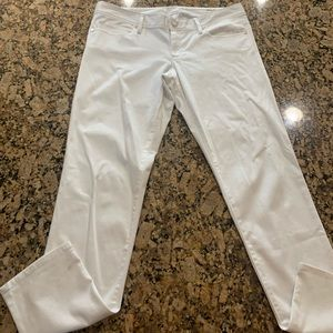 Lilly white jeans